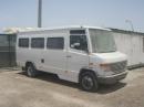 MB Vario 16 passenger bus